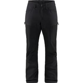 Haglöfs Mid Flex Miehet Pitkät housut , musta
